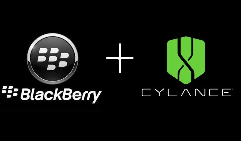 BlackBerry to aquire cybersecurity firm Cylance for $1.4 billion