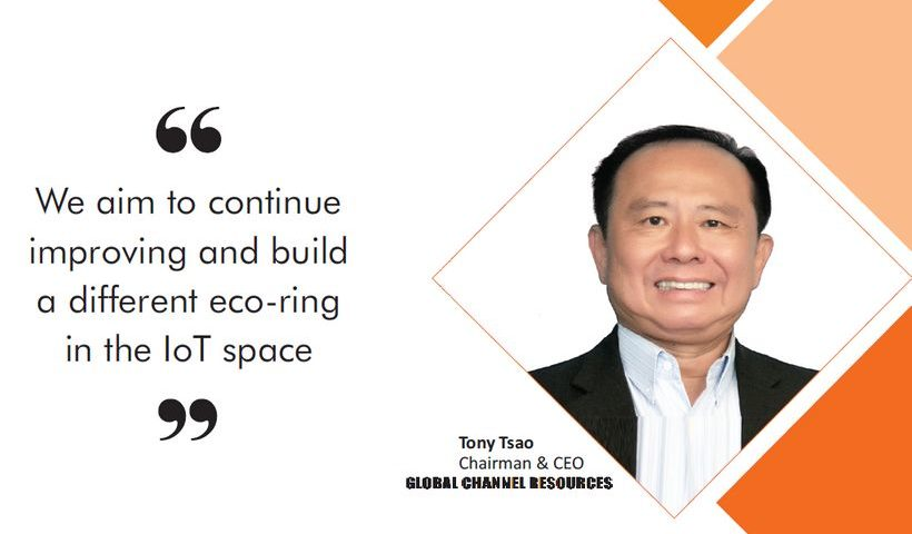 Tony Tsao-CEO-Global Channel Resources-GCR