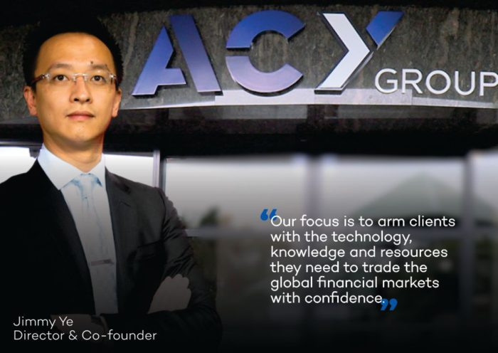 ACY Securities: Delivering a gold standard in online multi-asset trading