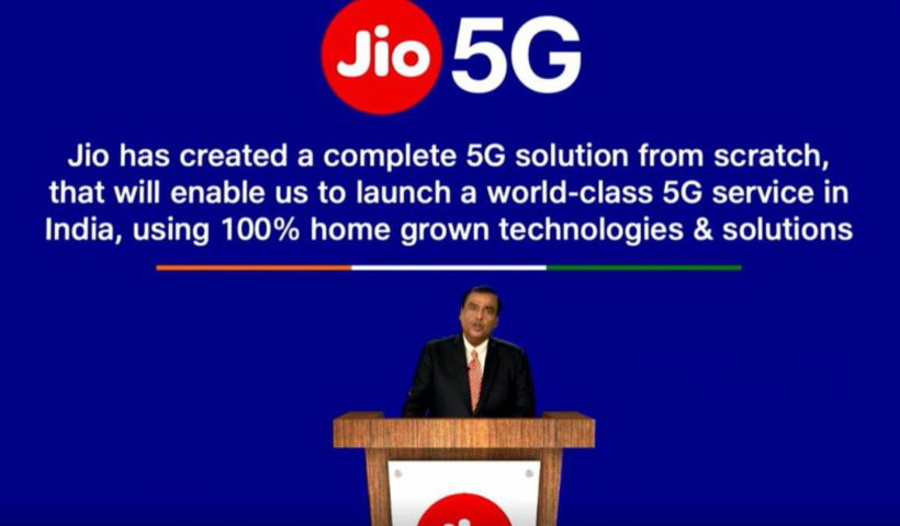 Reliance Jio in Preparation to Launch 5g in India, New Updates for Jio Tv +, Jio Glass and Jio Mart