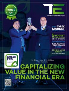 Special Forex Trading Issue 2020 Magazine Coverpage