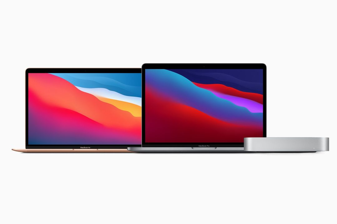 Apple Introduces the Next Generation of Macs with M1 Chip