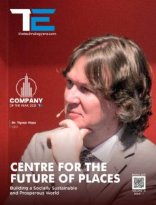 Cover story - Company of the Year - 2021 - Tigran Haas