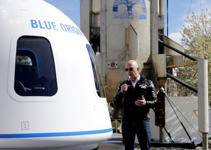 Blue Origin to begin space tourism ticket sales Wednesday