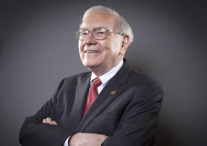 Warren Buffect Buffett's Berkshire Inc. The Technology Era