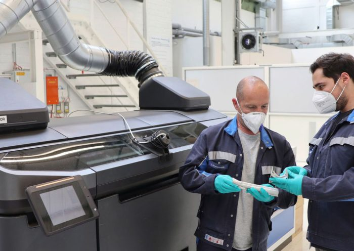 Volkswagen Plans to Utilize New 3D Printing Measure in Vehicle Production